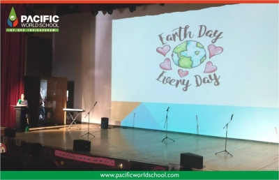 Earth Day Program-24.04.2018
