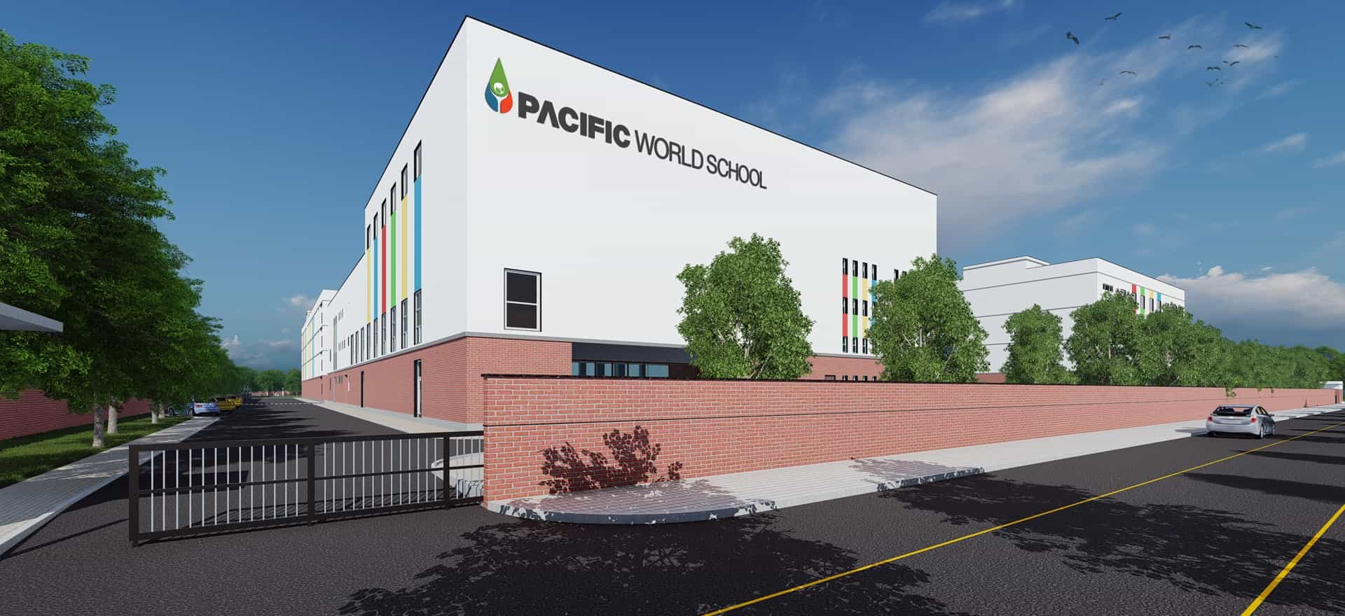 Pacific World School Slide 7